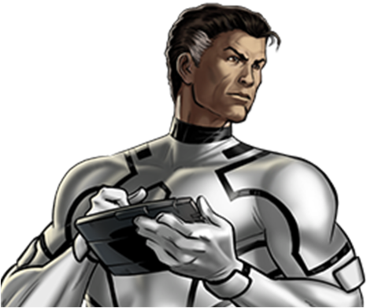 Dr. Reed Richards, Mister Fantastic