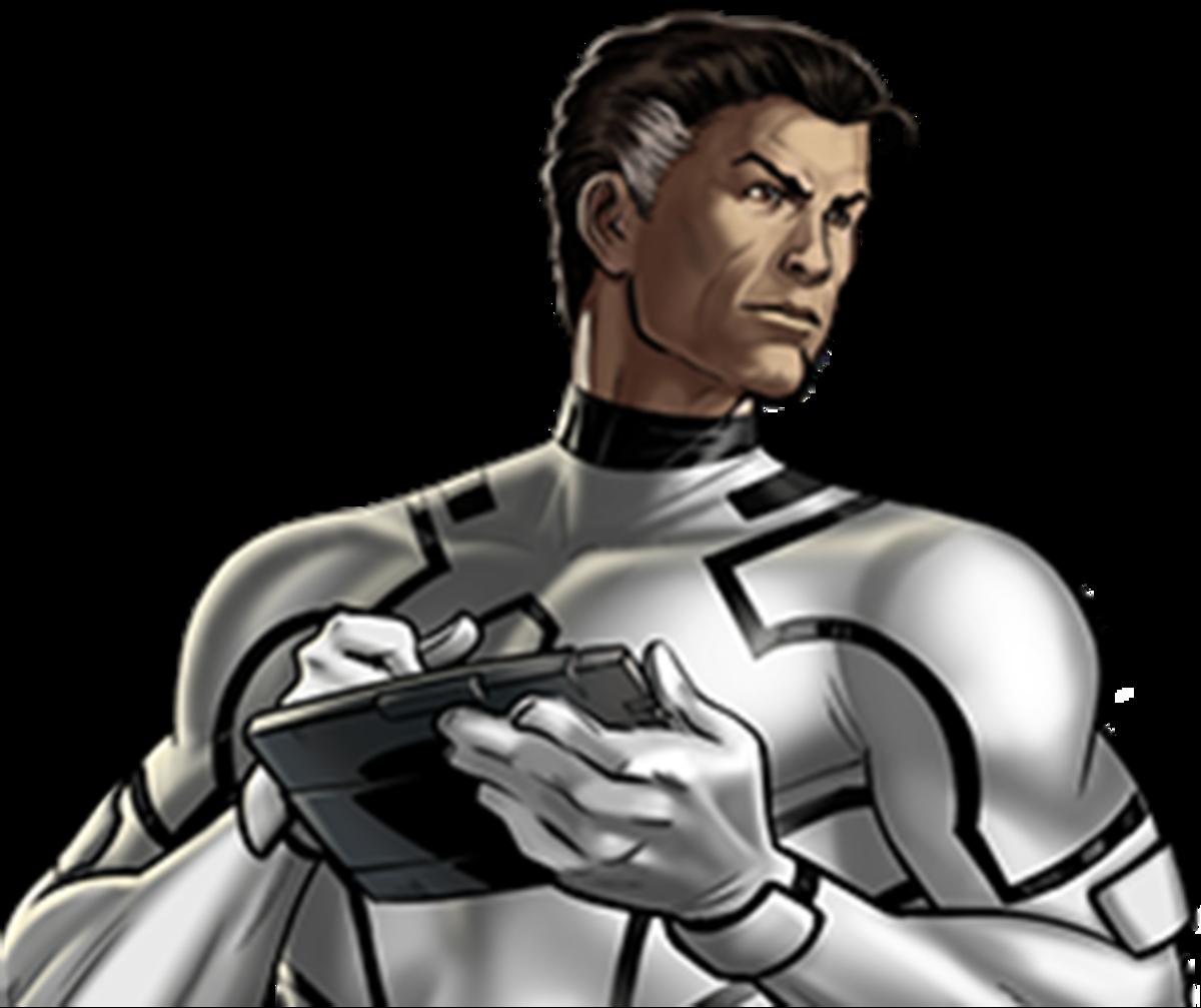 Dr. Reed Richards, Mister Fantastic
