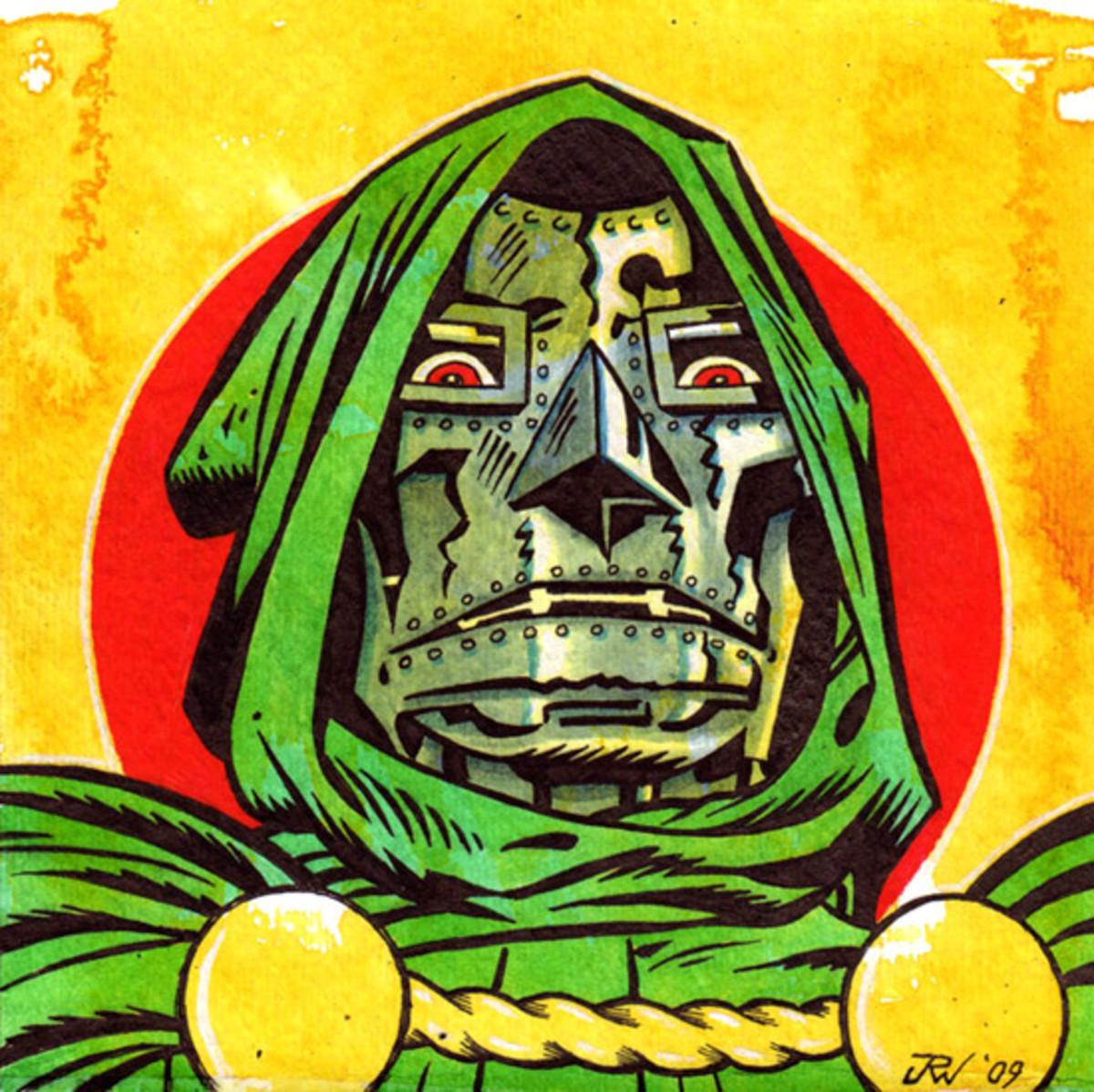 Victor Von Doom, aka Doctor Doom