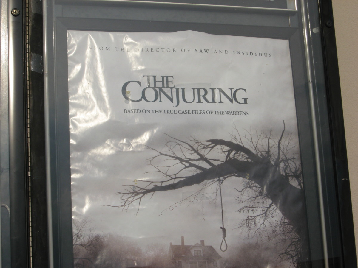 Read our reviews of The Conjuring.