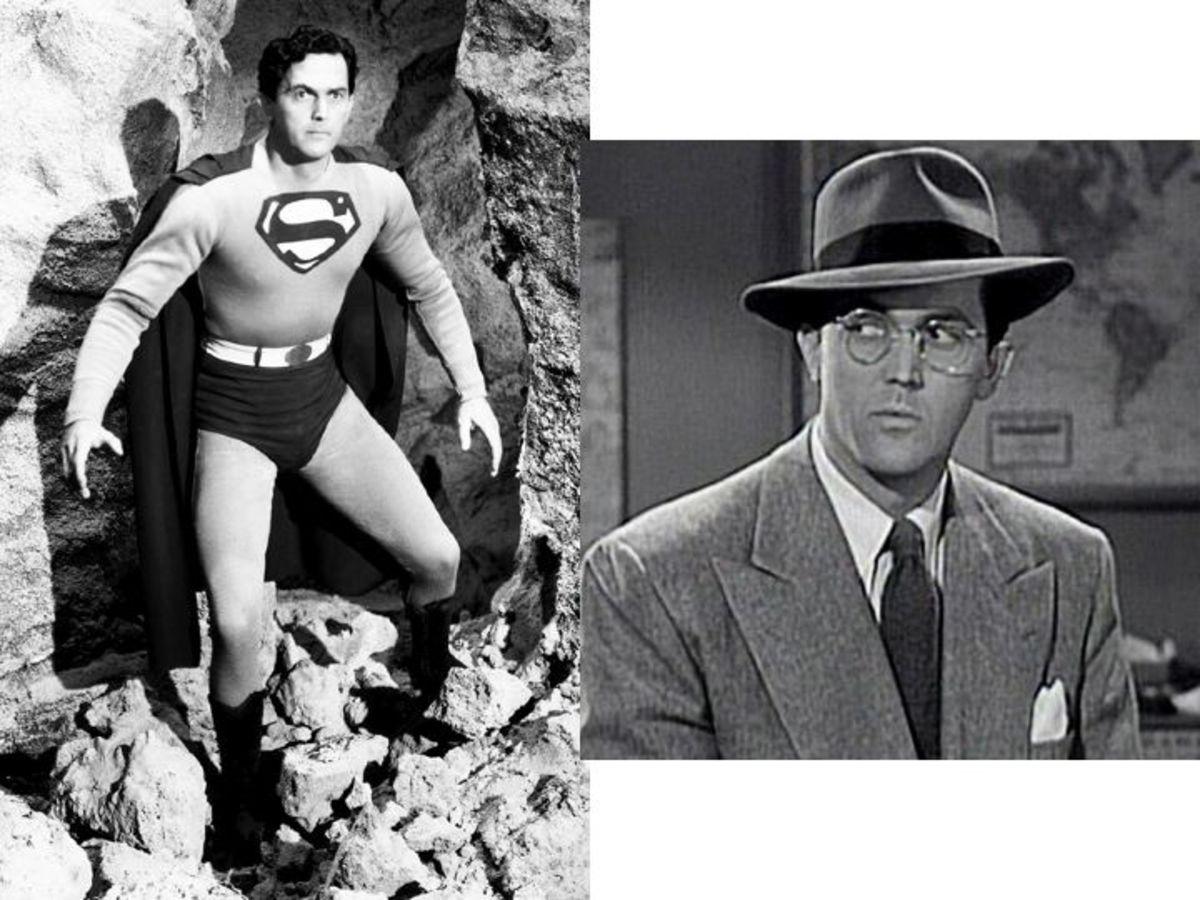 Kirk Alyn as Superman, Clark Kent