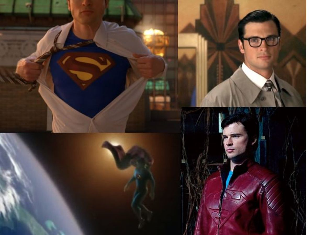 Tom Welling as Superman, Clark Kent