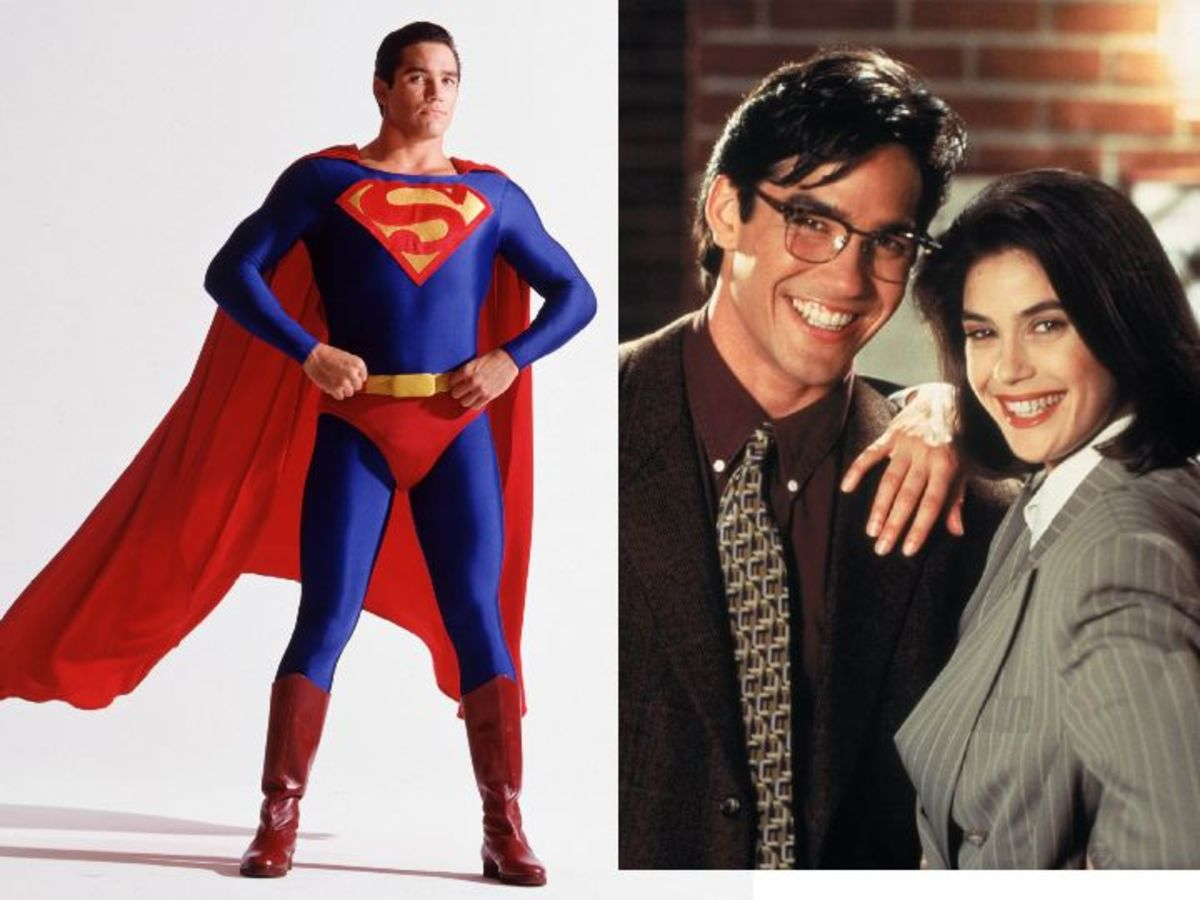 Dean Cain as Superman, Clark Kent