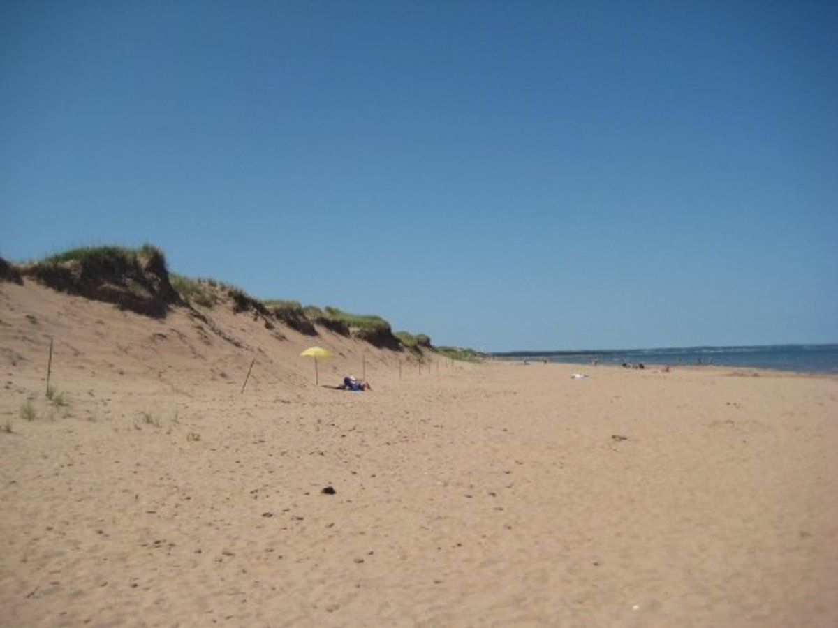 Brackley Beach, PEI