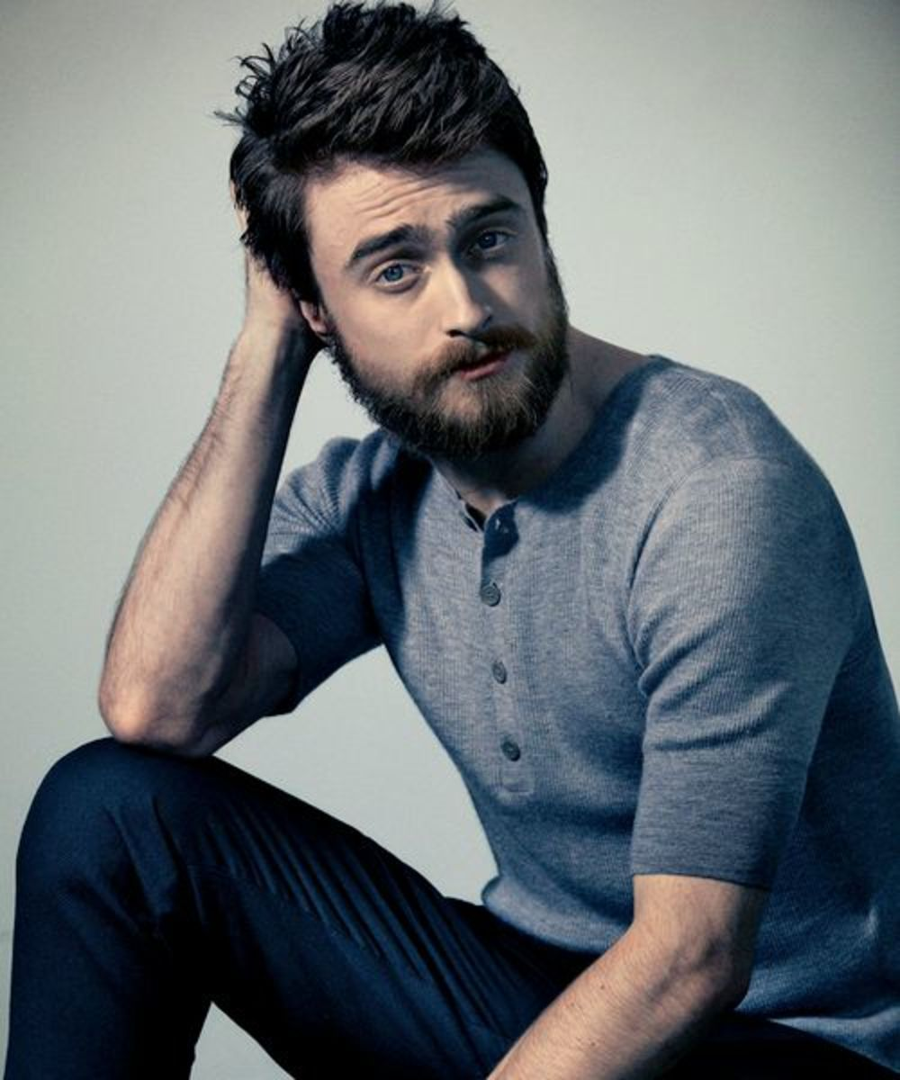 Daniel Radcliffe now!