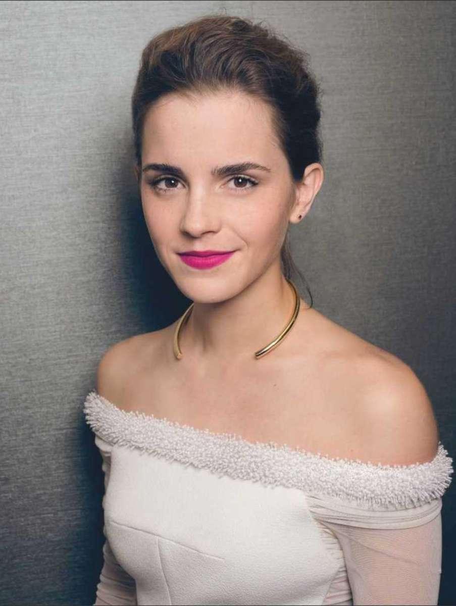 ...and Emma Watson now!