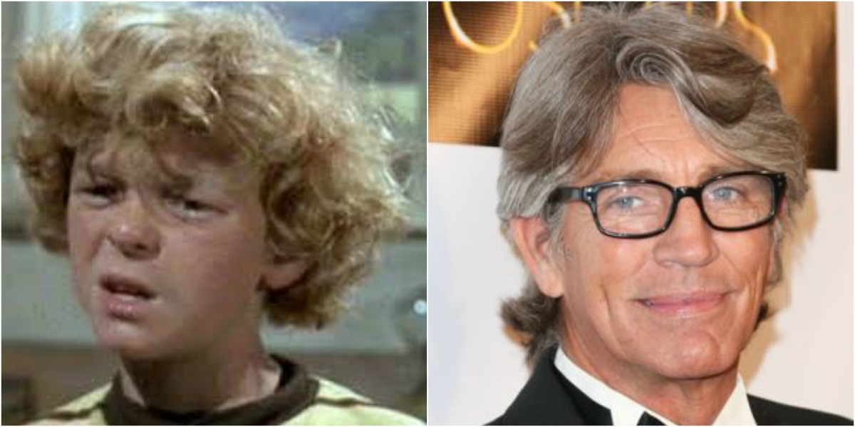 "Johnny Whitaker: ""Whataya mean I'm gonna be making talking animal pictures when I'm in my 50s?"" Eric Roberts:""My sister has two Oscars and I'm the voice of a cat. Please kill me."""