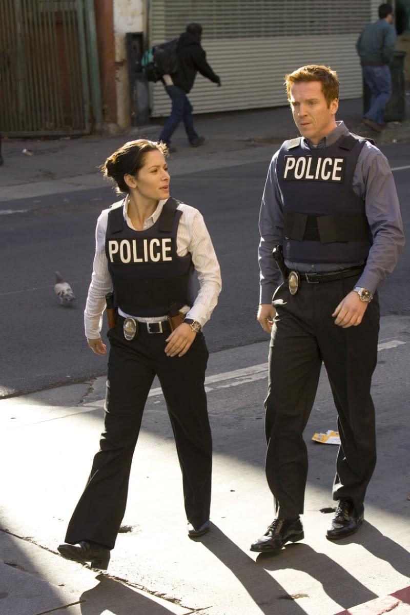 Crews & Reese fighting crime