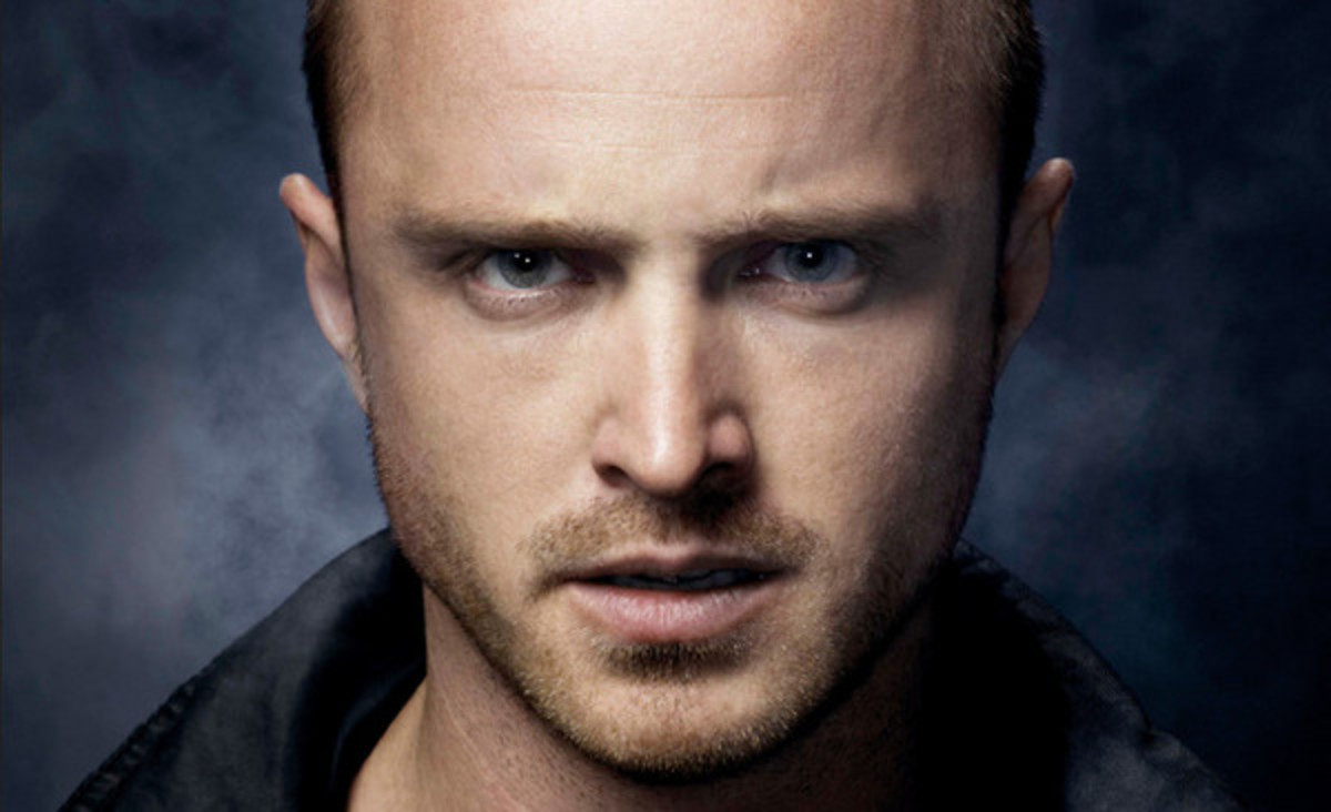 Jesse Pinkman (portrayed by Aaron Paul); Walt's former meth cook assistant and business partner.
