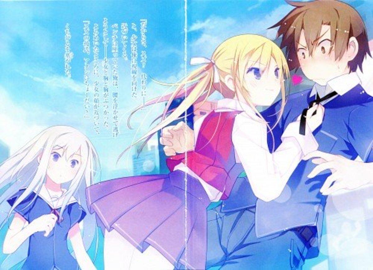 7 Anime Like Nisekoi