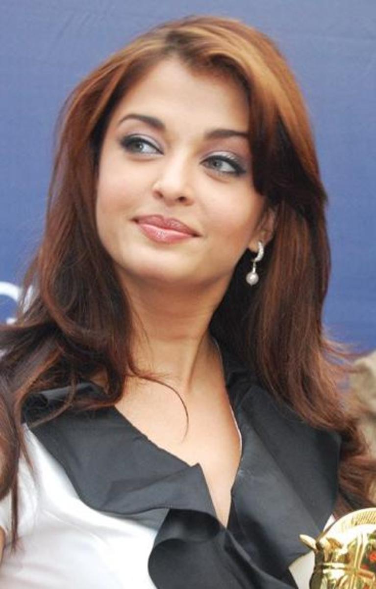 Aishwarya Rai.