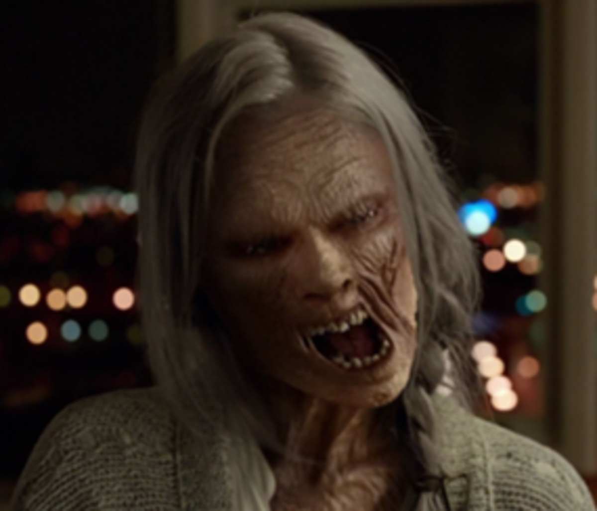Hexenbiest from Grimm