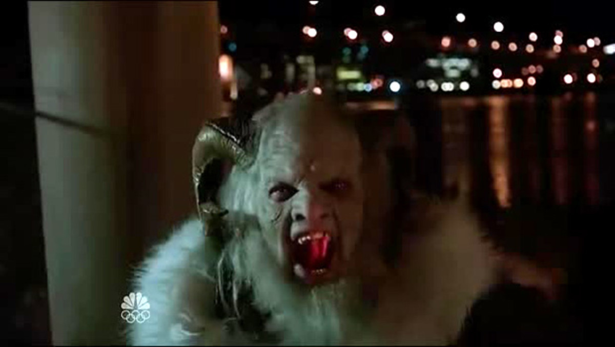 Krampus from Grimm