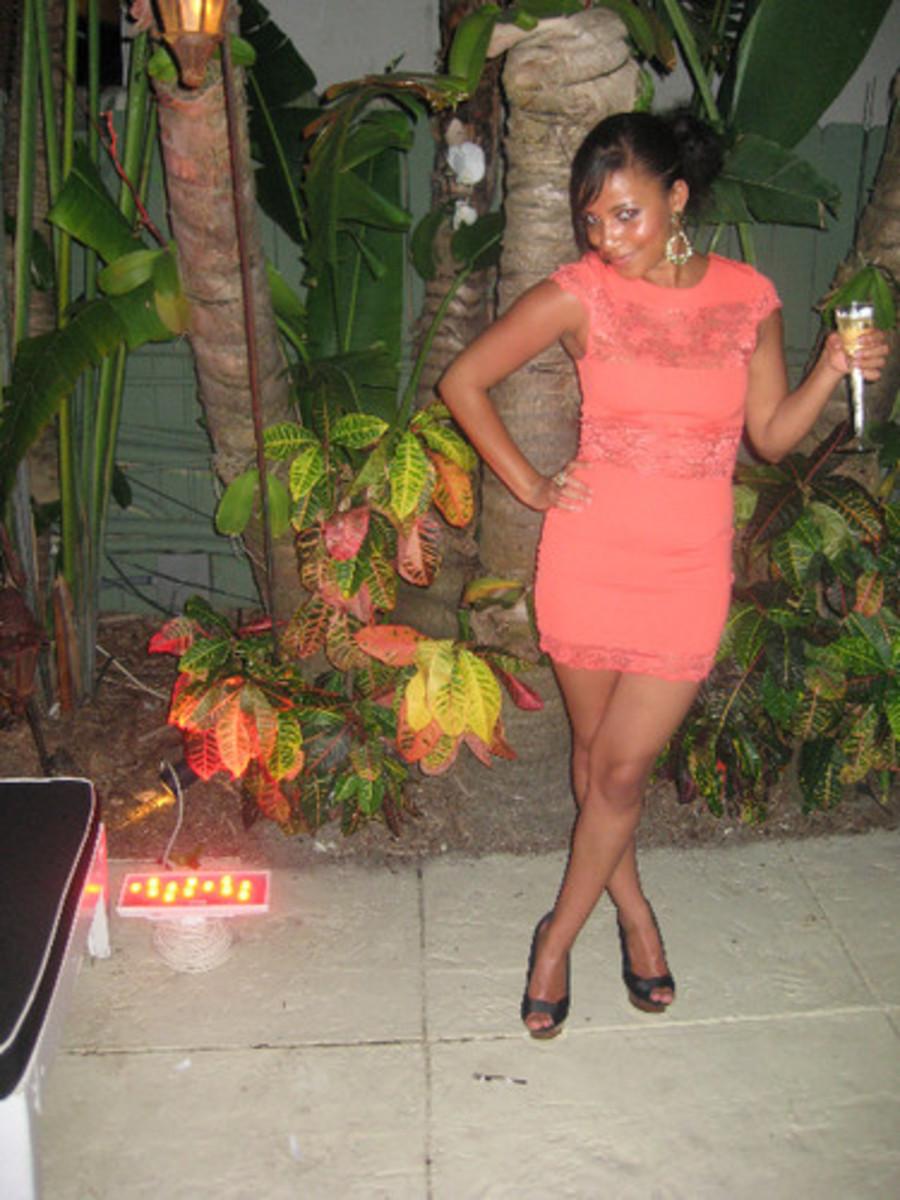 Larissa in recent days.