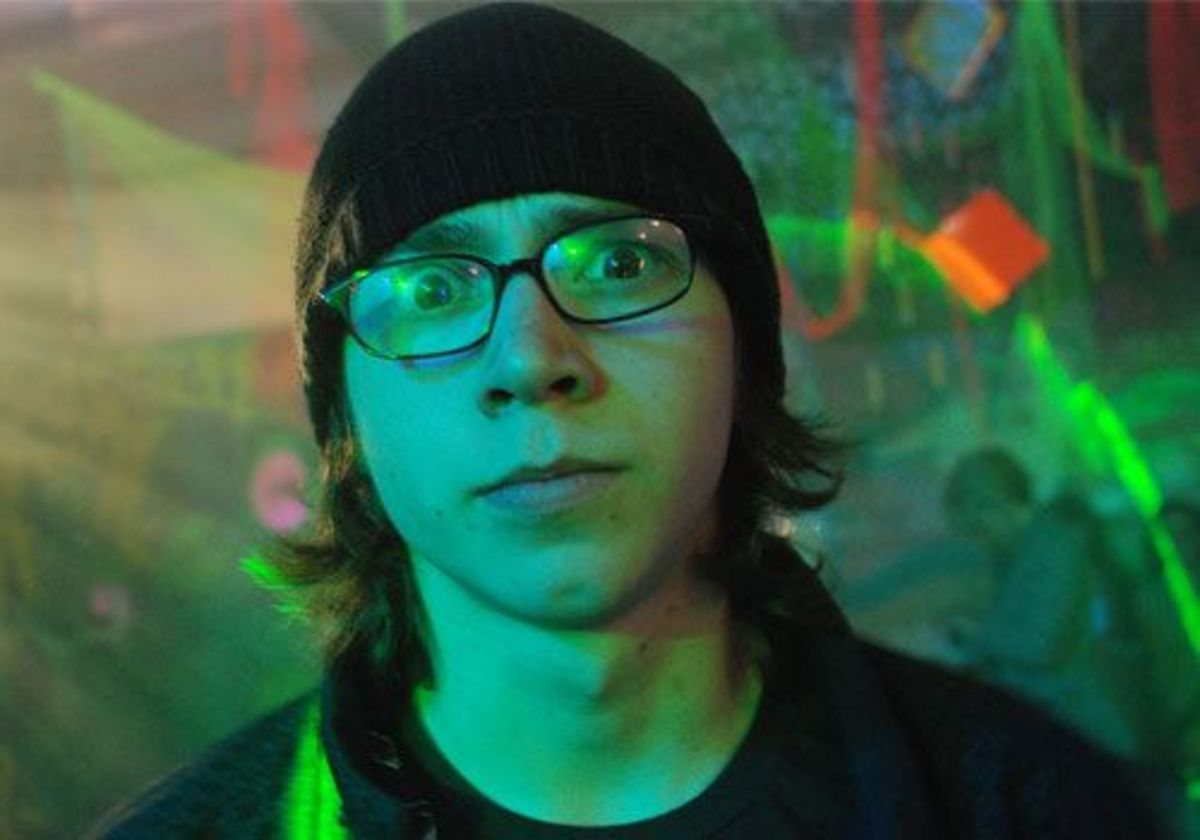 Mike Bailey on Skins...