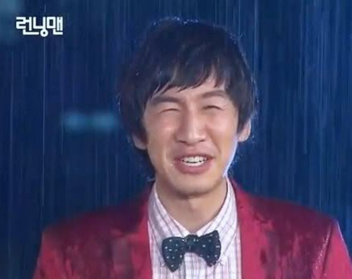 Image of: Japan Lee Kwang Soos Fate In Running Man Was Already Decided The Minute He Opened His Mouth On The Show In Episode 1 As Yoo Jae Suk Introduces Each Member And Dramabeans 10 Running Man Moments When Variety Gods Were With Lee Kwang Soo