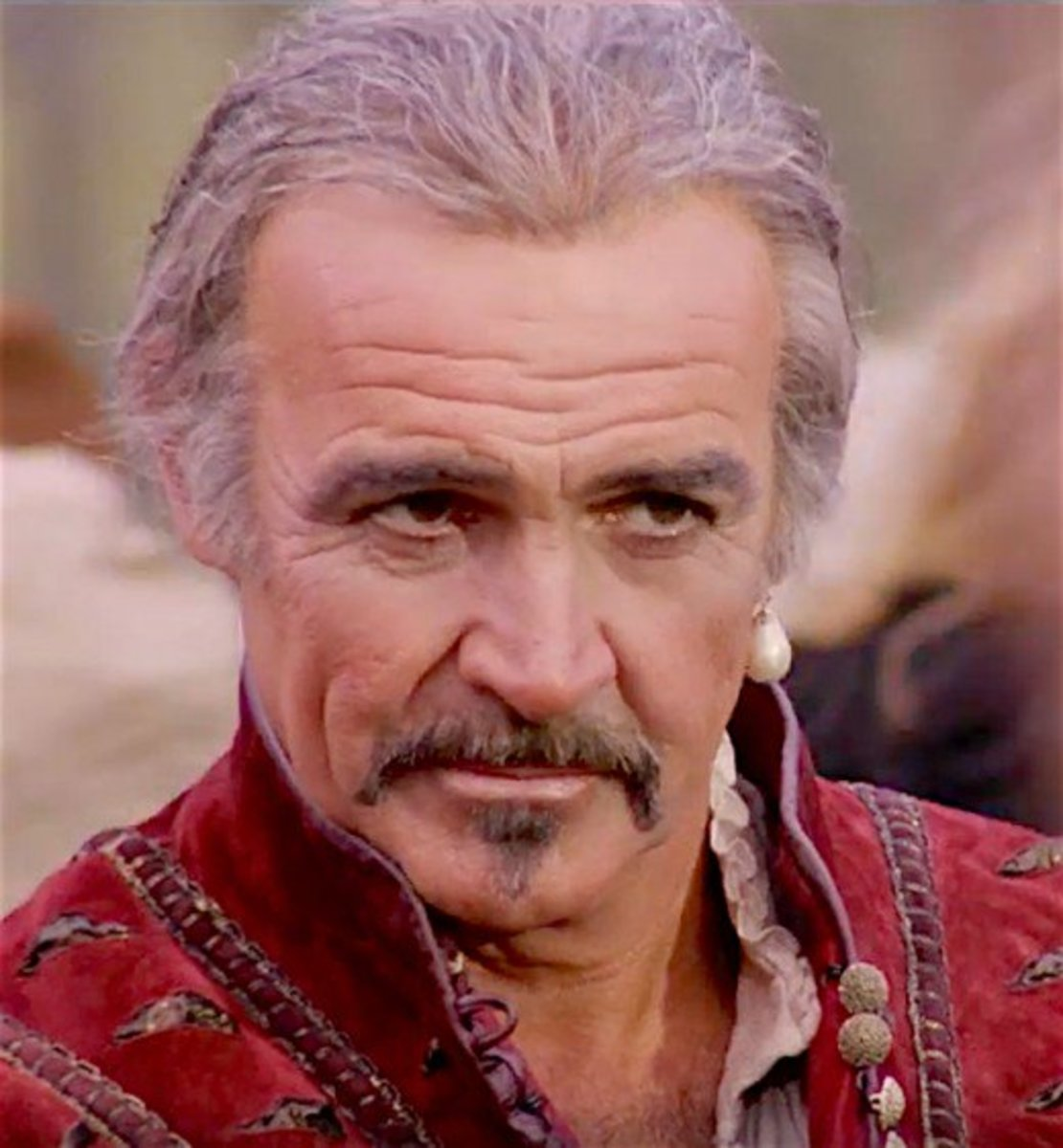 "In ""The Highlander,"" Sean Connery plays an immortal who cannot die unless he is beheaded."