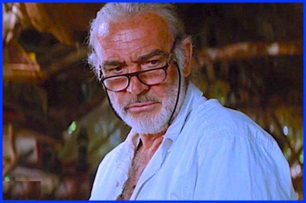 Sean Connery was searching for an elusive cancer cure in the Amazon jungle in 1992's Medicine Man.