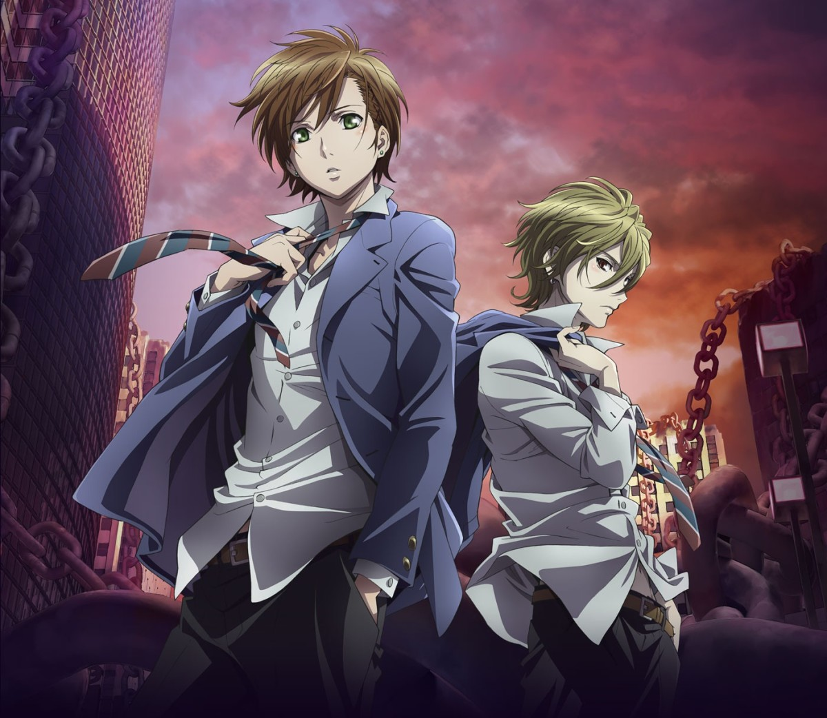 Protagonists Yoshino and Mahiro must save the world and find the murderer of Mahiro's younger sister.