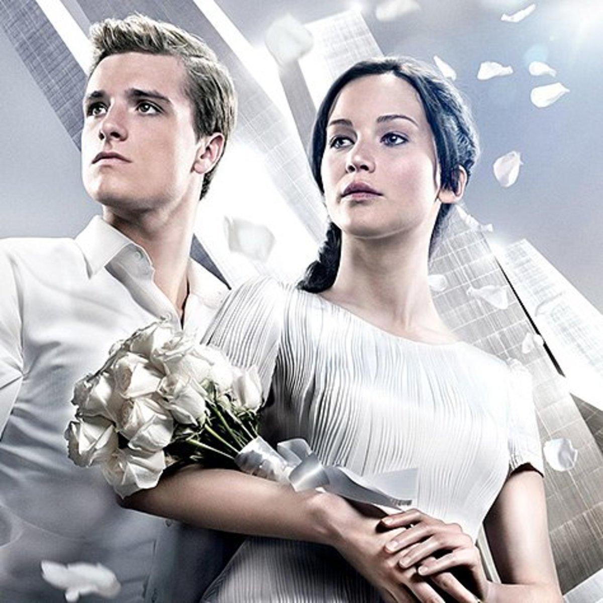 Image from: www.popsugar.com/entertainment/Catching-Fire-Victory-Poster-Katniss-Peeta-28264113