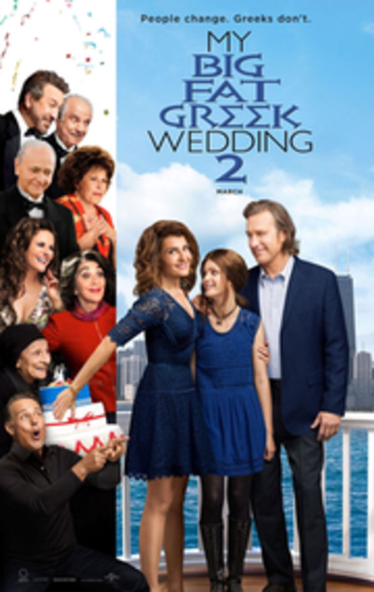 A Review of My Big Fat Greek Wedding 2