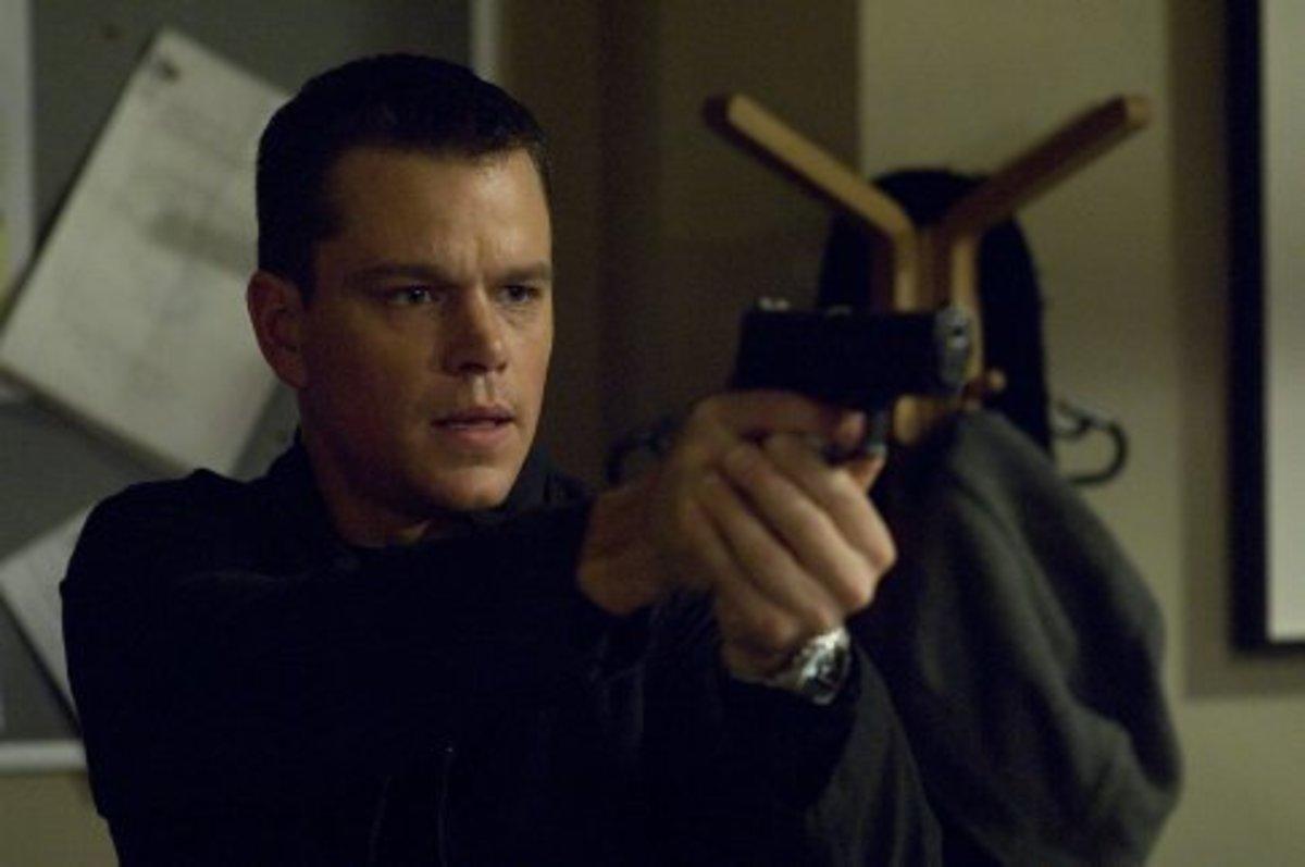 Catching Up Jason Bourne 2016 Reelrundown Entertainment