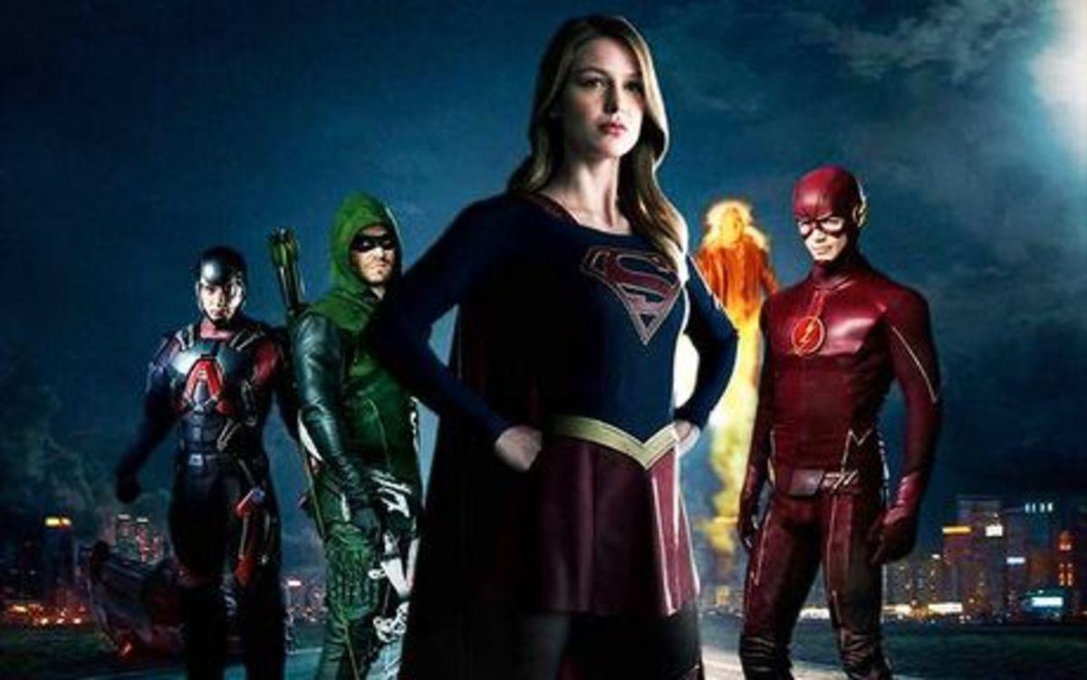 The Superheroes Assembled