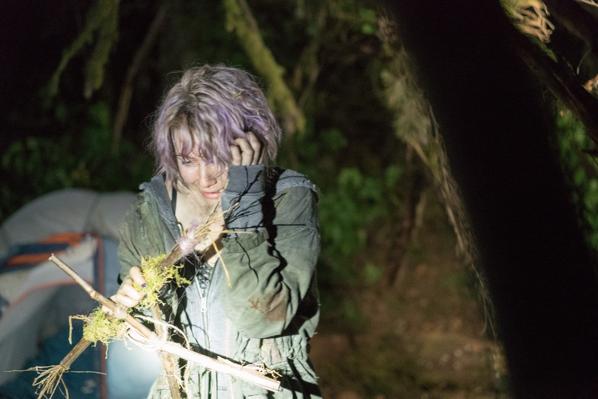 "Valorie Curry as Talia in ""Blair Witch."""