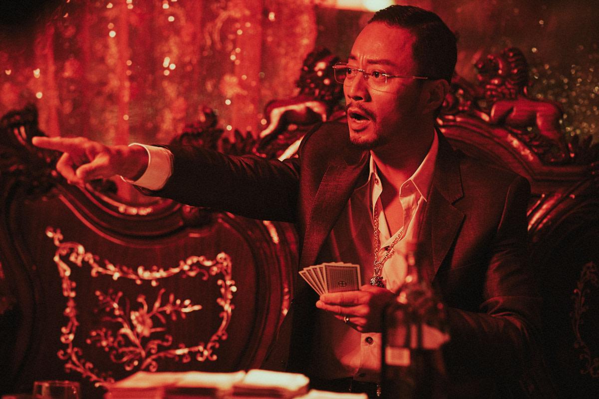 """Zhang Hanyu as Gao Ghang in """"Operation Mekong."""""""