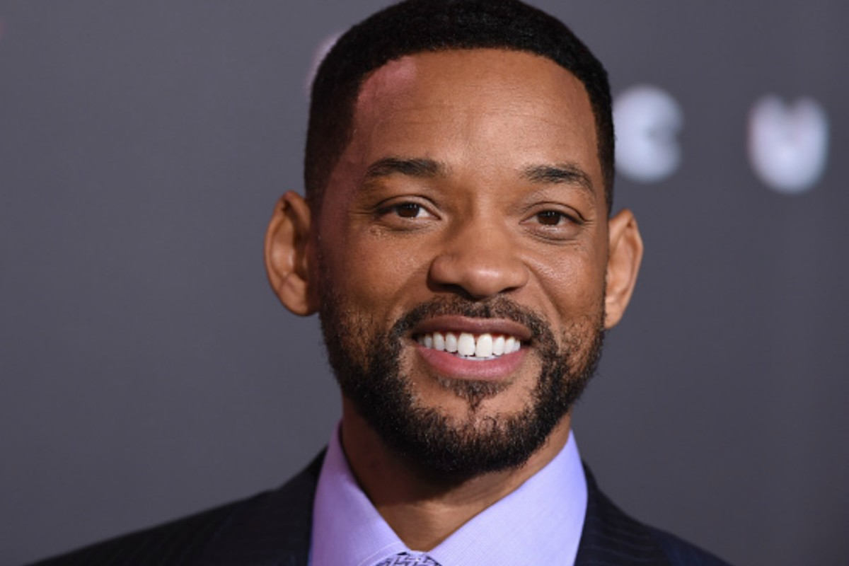 Will Smith now!
