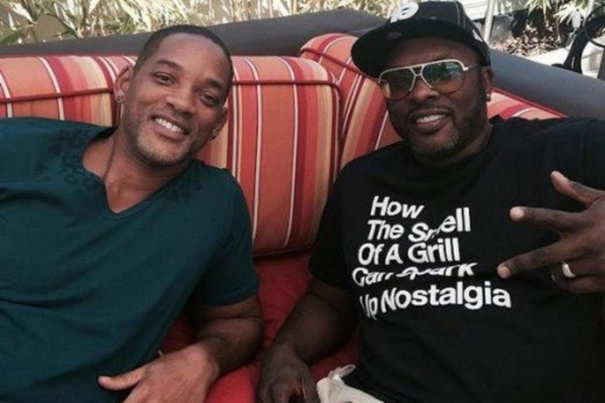 Fresh Prince and DJ Jazzy Jeff in recent years!