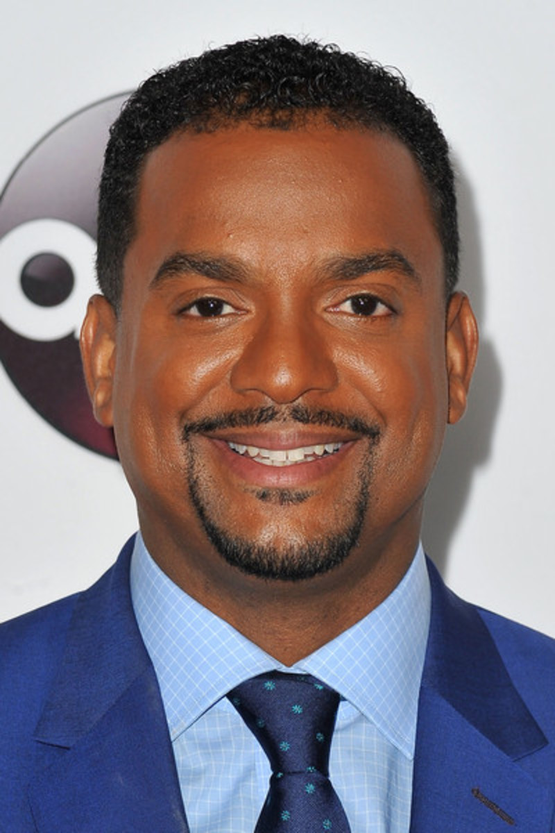 Alfonso Ribeiro now!