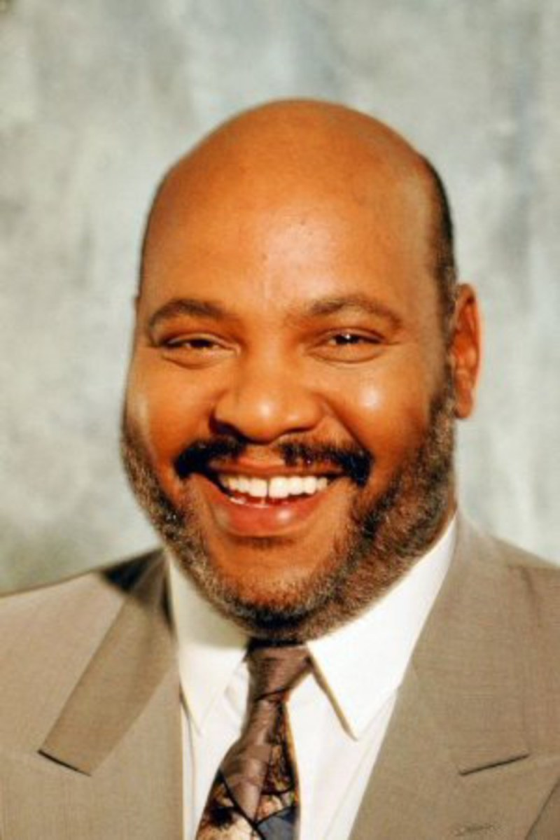 James Avery in 1990...
