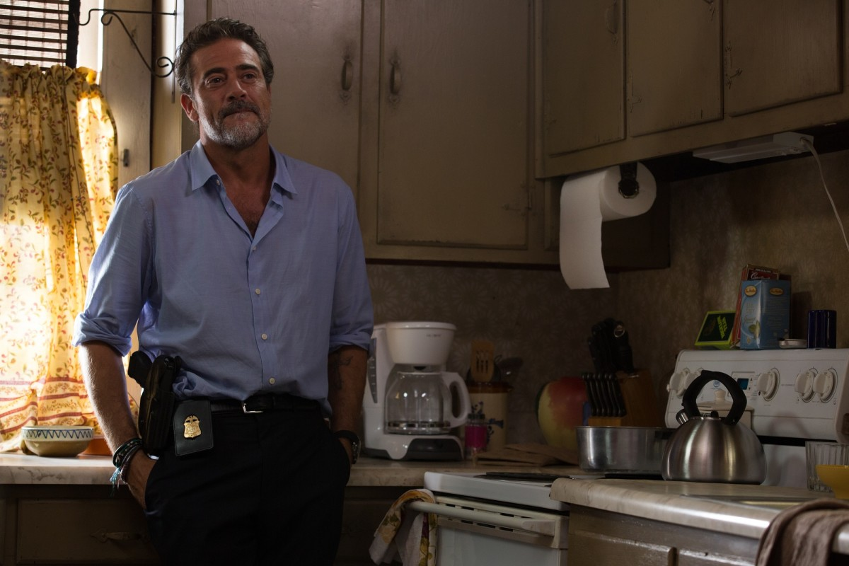 "Hands in pockets: the final chapter. Jeffrey Dean Morgan stars as Agent Joe Merriweather in ""Solace."""