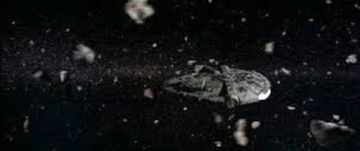 Episode 5's Asteroid Belt
