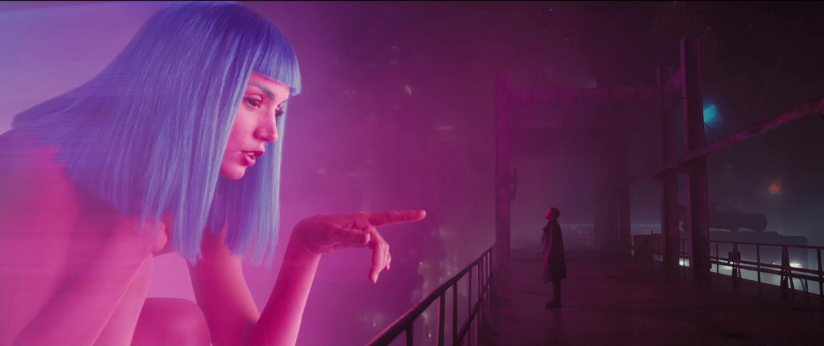 "A scene from Denis Villeneuve's ""Blade Runner 2049."""