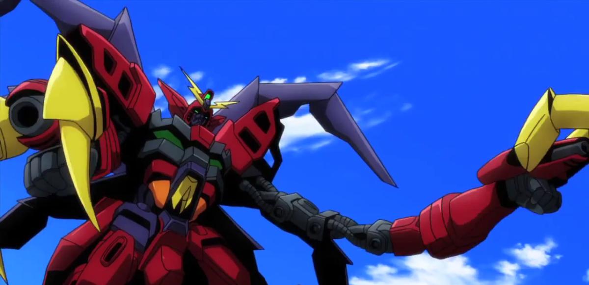 8 Most Demonic Gundams Reelrundown Entertainment