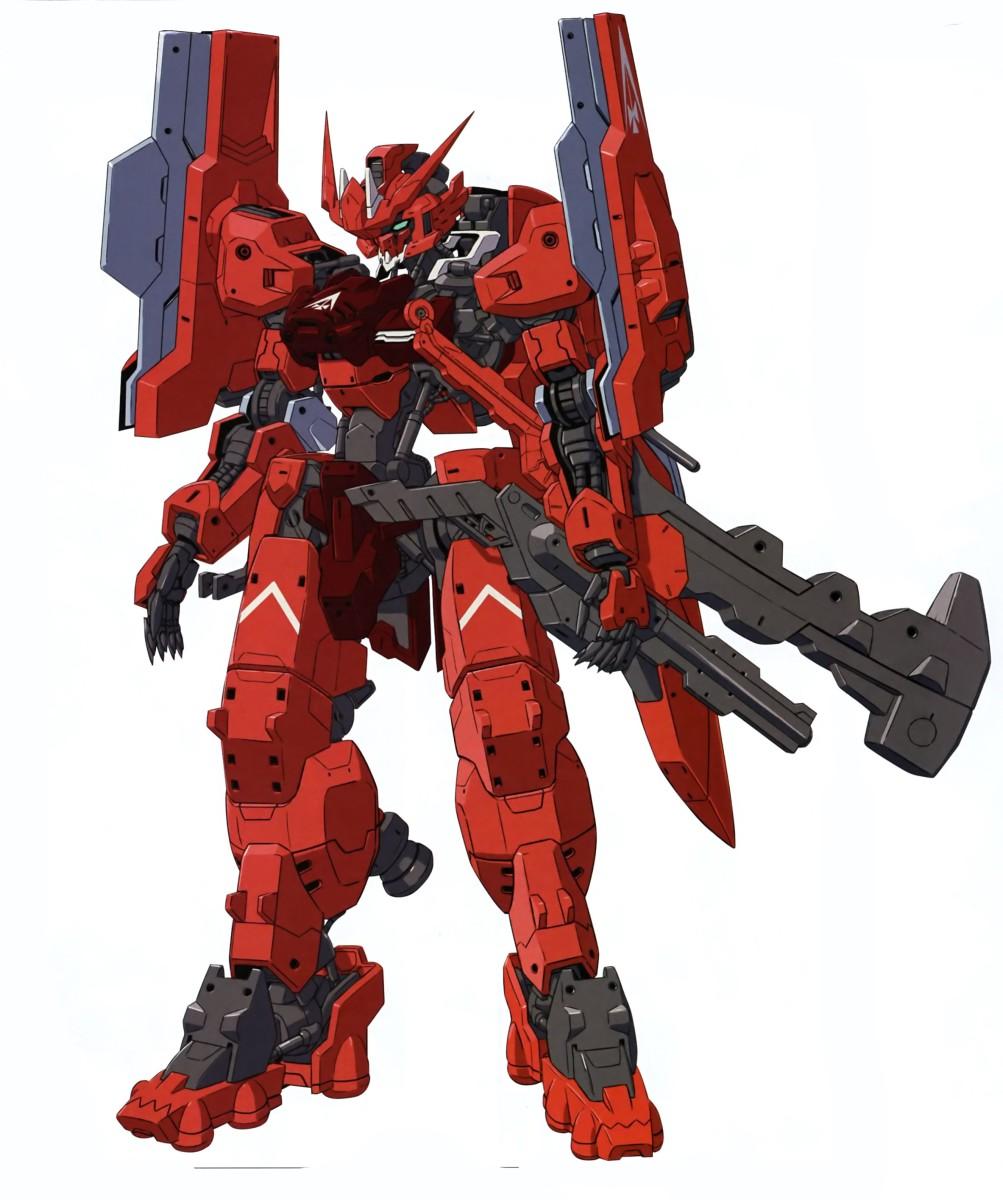 The big red machine!