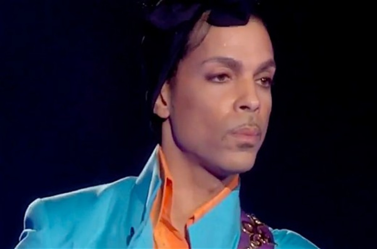 Prince was hooked on opioids.