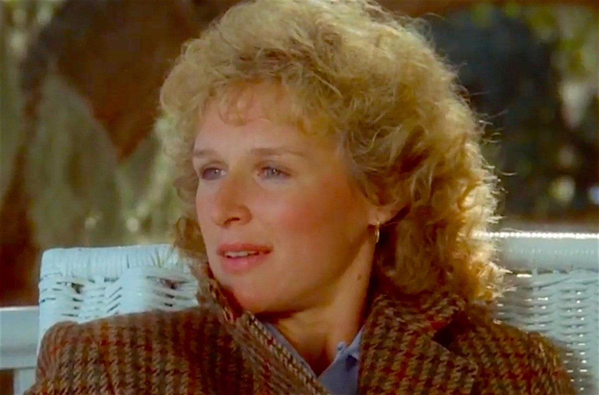 Glenn Close came close to being Luke Skywalker's twin sister.