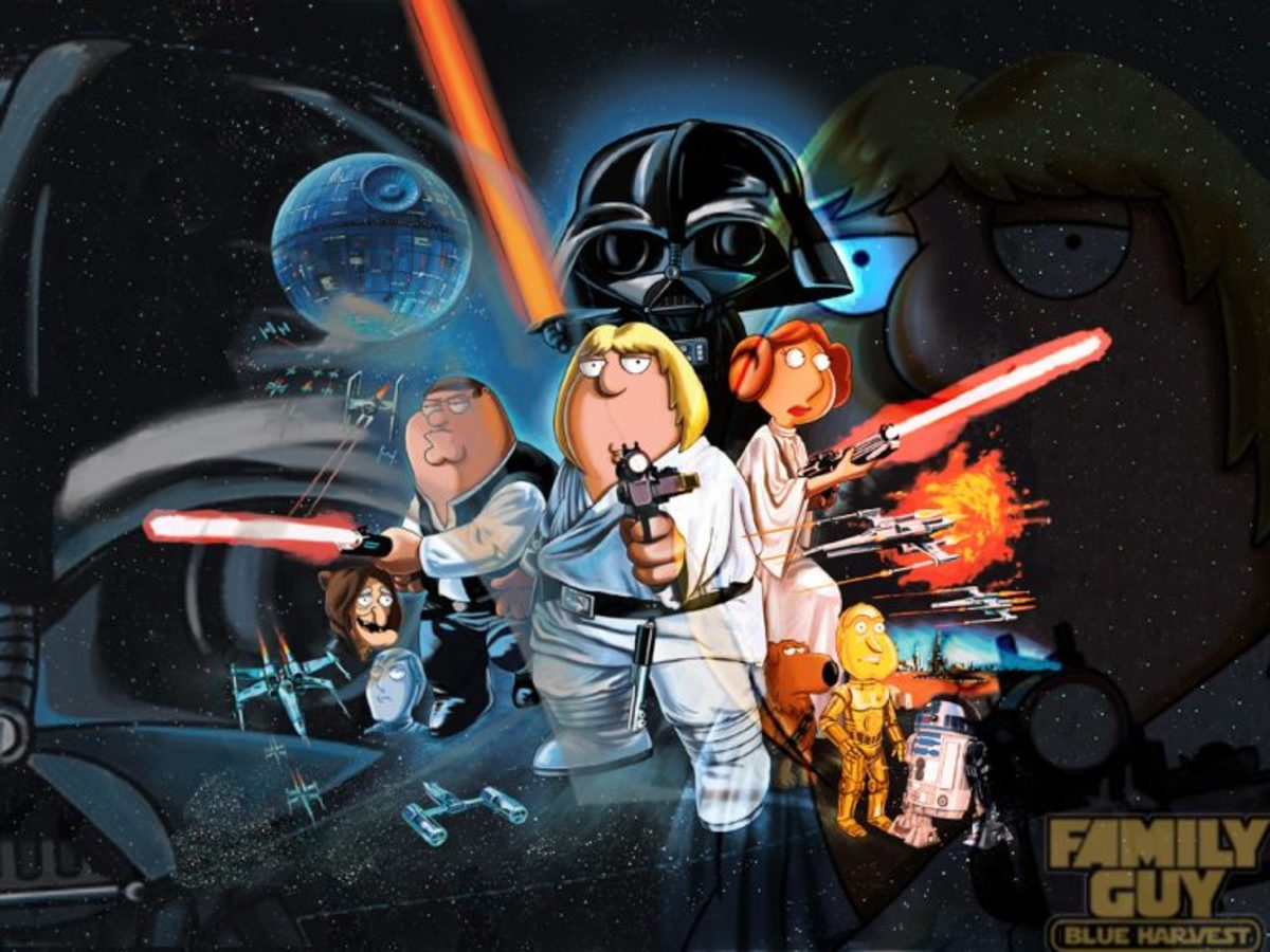 Blue Harvest by Seth MacFarlane