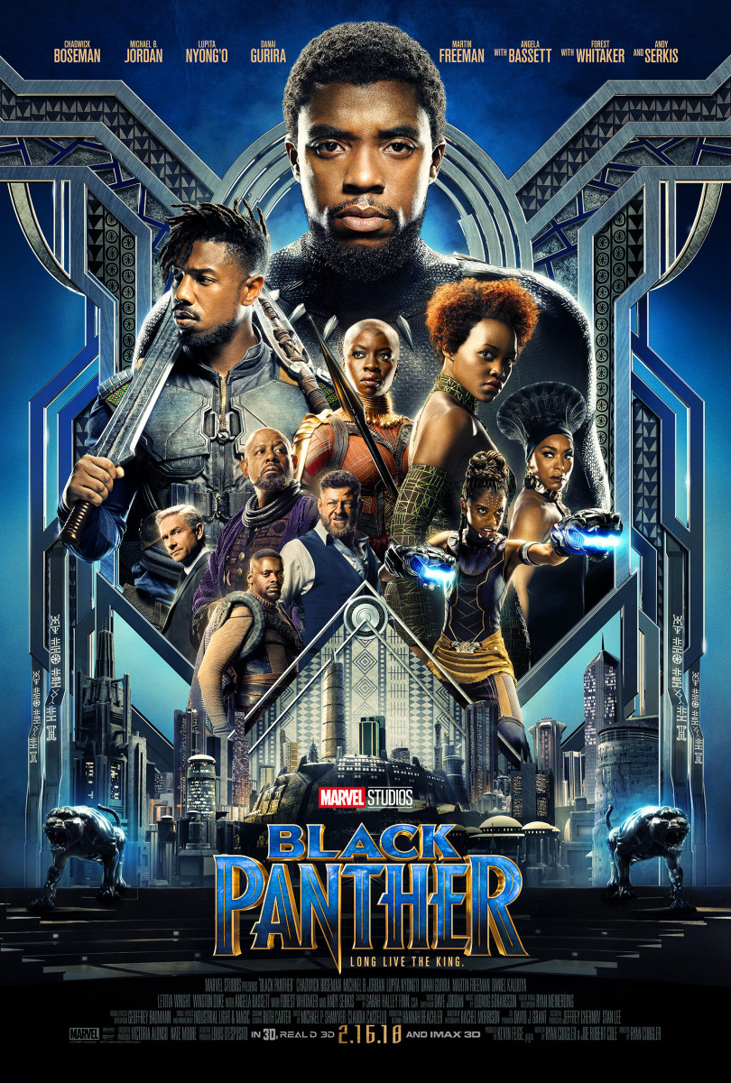 Movie Review: Marvel's Black Panther (Spoiler Free)