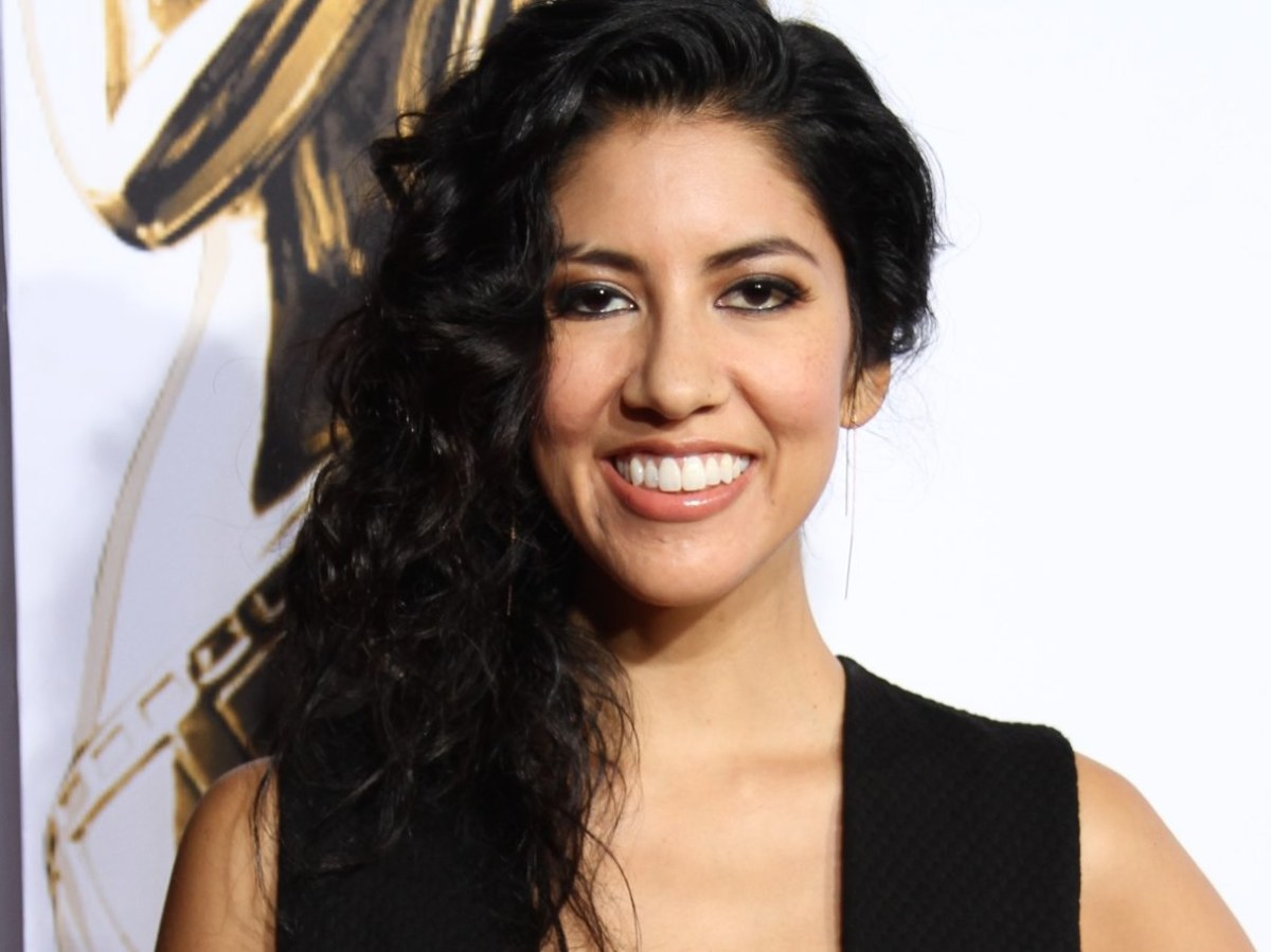 Actress Stephanie Beatriz plays Detective Rosa Diaz in Fox's hit show Brooklyn Nine-Nine