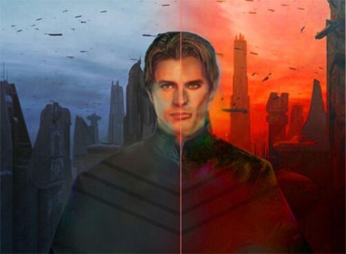 Jacen Solo/Darth Caedus