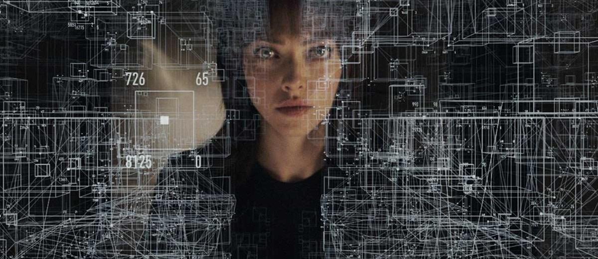 Amanda Seyfried plays The Girl #Anon #Netflix #Amanda Seyfried