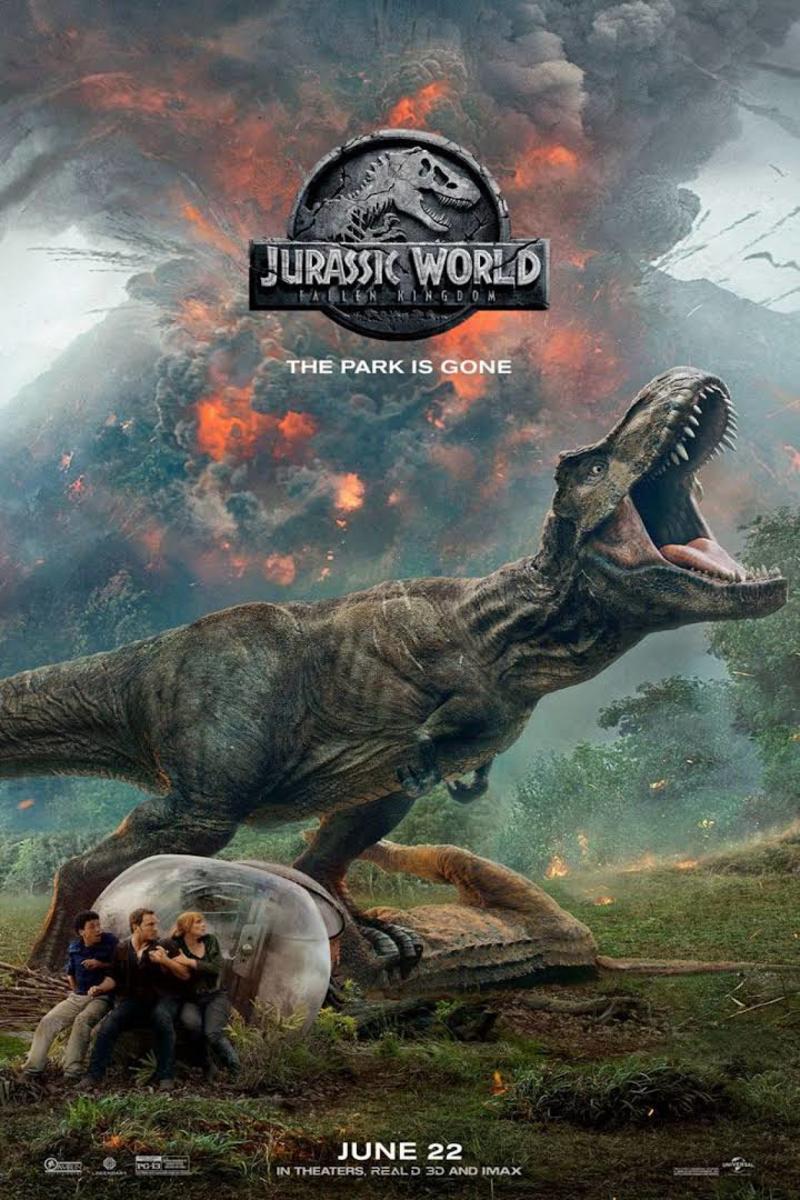 'Jurassic World: Fallen Kingdom' Review: Fall From Grace