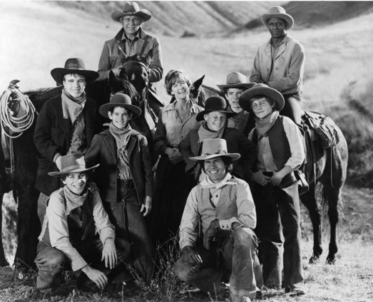 1974 publicity photo for the series