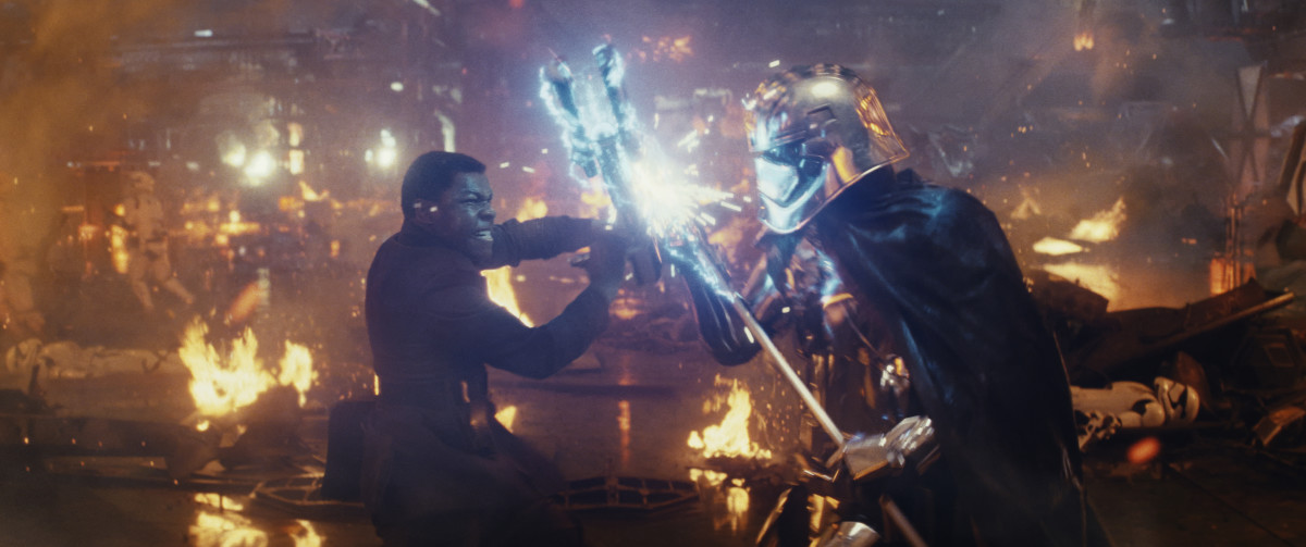 At least Captain Phasma toys sold a lot right?