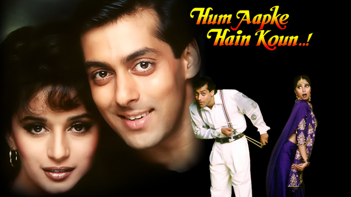 Hum Aapke Hain Koun (Who am I to You..!) - 1994 | Top 20 Best Bollywood Hindi Movies