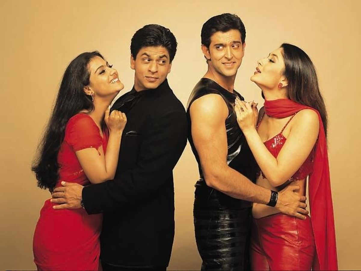 Kabhi Khushi Kabhie Gham (Sometimes there's Happiness, Sometimes there's Sorrow) - 2001 | Top 20 Best Bollywood Hindi Movies